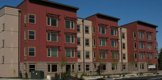 The Charleston Apartments
