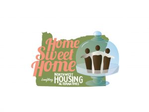 Northwest Housing Alternatives Home Sweet Home logo