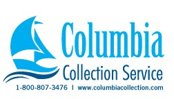 Columbia Collection Service logo