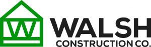 Walsh Construction logo