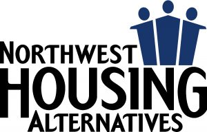 The previous Northwest Housing Alternatives logo