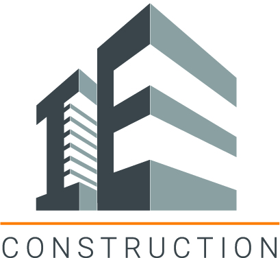 I&E Construction logo
